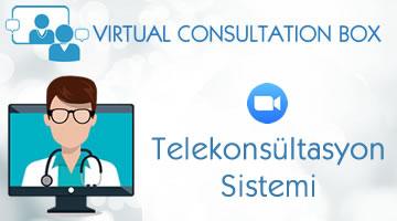 Telekonsültasyon - Virtual Consultation Box