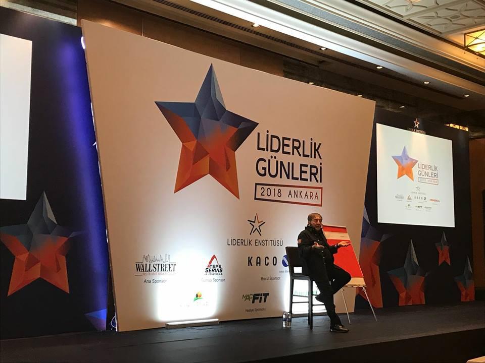 Ali Poyrazoglu Liderlik Gunleri