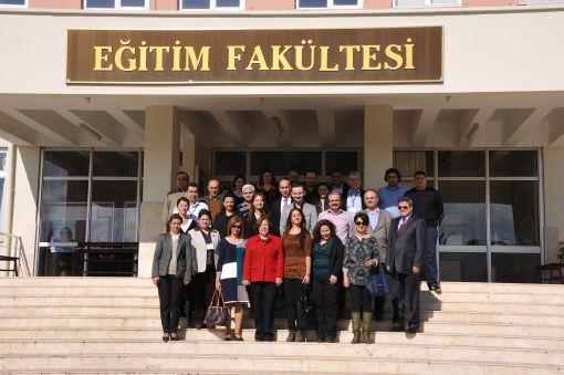 Adnan Menderes Üniversitesi Eğitimlerimizi Tamamladık!