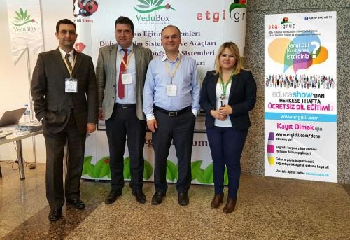 Etgi Grup | Educashow Okul Ekipmanları ve Teknolojileri Fuarına katıldık
