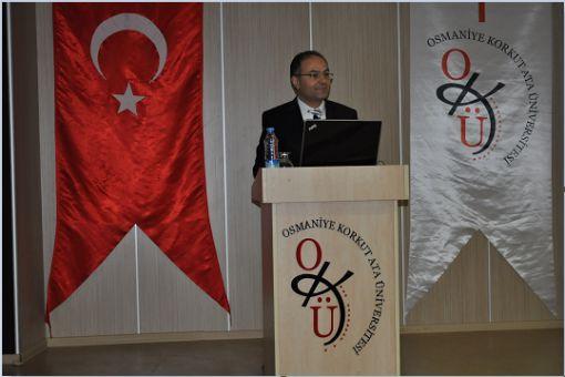 Osmaniye Korkut Ata Üniversitesi Uzaktan Eğitim ve İçerik Geliştirme (e-Ders, e-Sınav) Eğitimlerimiz Tamamlandı.