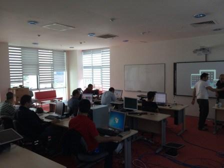 TPAO  iPad ve iPhone Teknik Servis Eğitimlerini Tamamladık