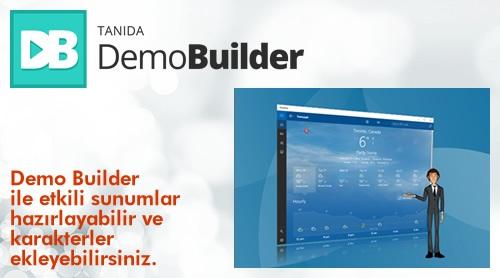 Demo Builder : Avatarlı Ders ve Sunum Hazırlama Aracı