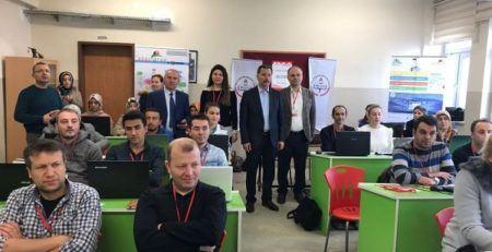 Polatlı MEM Dijital Teknolojide Eğiticilerin Eğitimine Başlandı