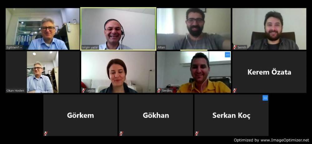 Video Konferans Örnekleri Ekran Görüntüleri